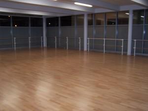 la nouvelle salle